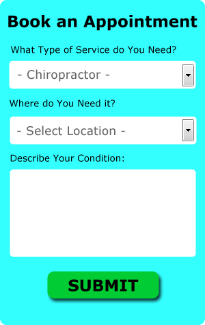 Chapeltown Chiropractor Quotes